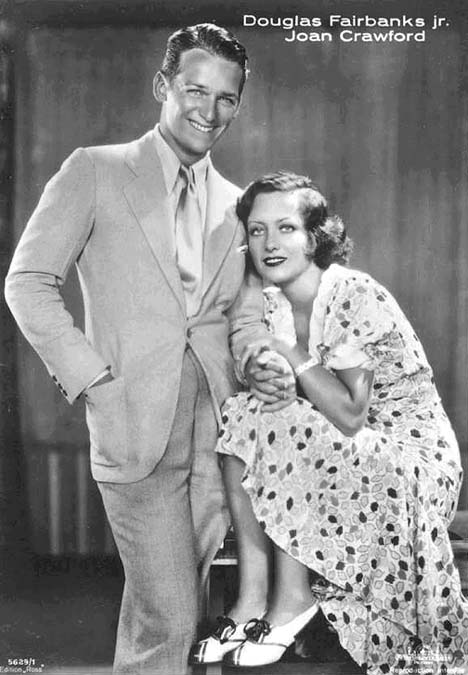 1931. Joan and Doug.