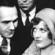 1929, 'The Duke Steps Out.' With William Haines, center.