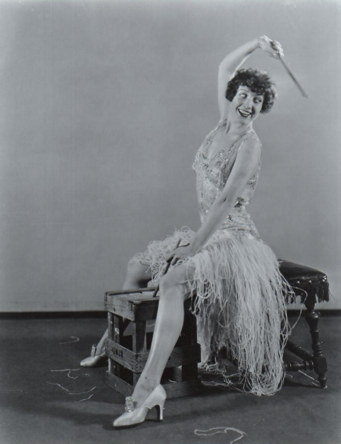 1929. Publicity for 'Our Modern Maidens.'