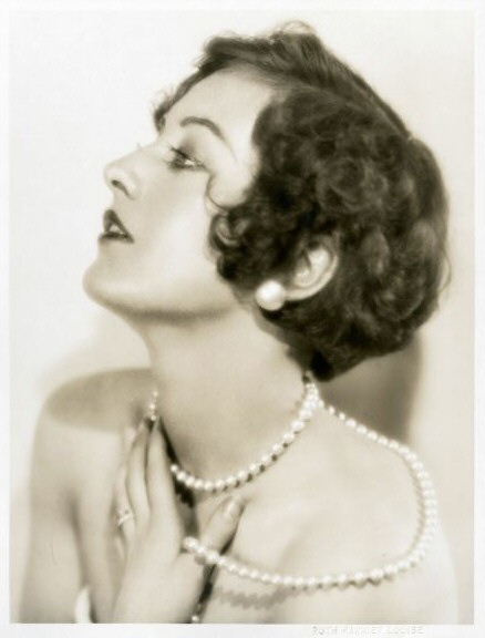 1929. Publicity by Ruth Harriet Louise.