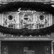 1930. Season's greetings from Joan at LA's Criterion Theater, with a marquee advertising 'Paid.'