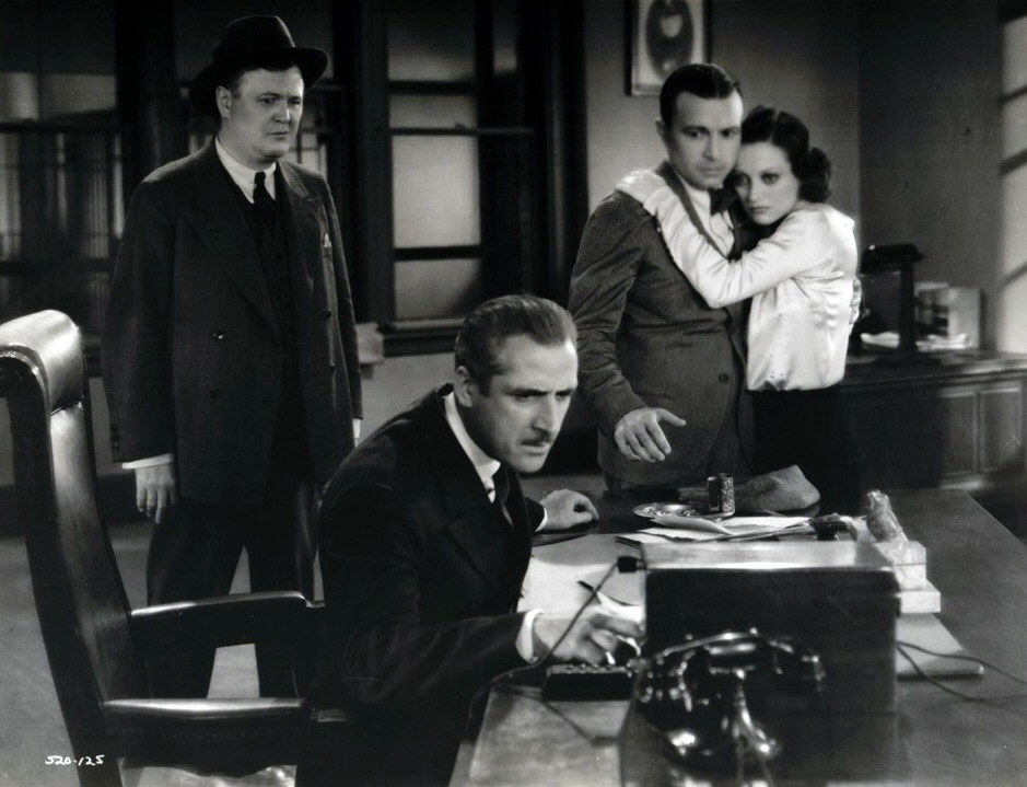 1930. 'Paid.' With Robert Emmett O'Connor, John Miljan, and Robert Armstrong.