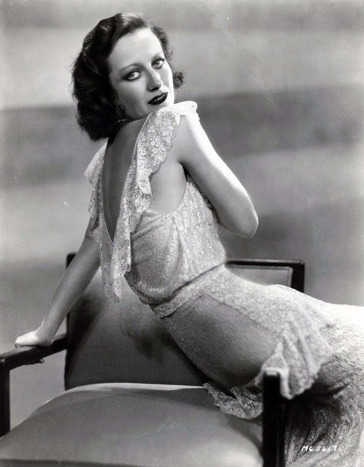 1930 publicity by Hurrell.