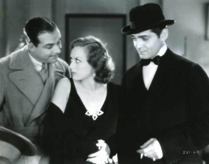1931. 'Dance, Fools, Dance.' With Earle Fox and Clark Gable.
