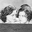 1930, 'Paid,' with Marie Prevost to right of Joan in an obligatory women-in-prison showering scene! Must be enlarged to be believed!