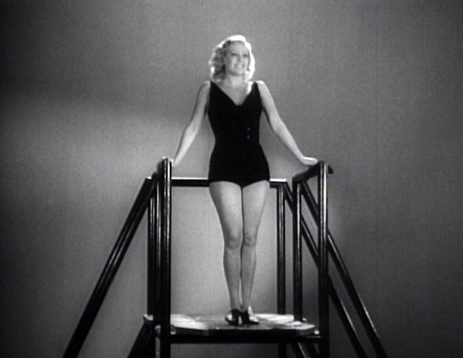 1931. 'This Modern Age' screen shot. (from pre-code.com)