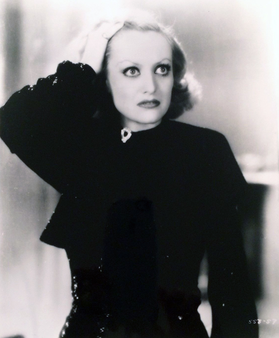 1931. A film still from 'This Modern Age.'
