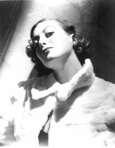 Late 1932, shot by Hurrell.