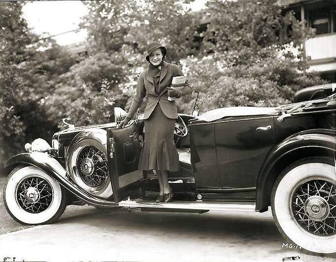 Joan Crawfords Cars