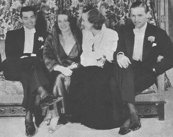November 5, 1932, at the Mayfair Club.