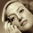 1933 Max Factor ad shot by Clarence Sinclair Bull.