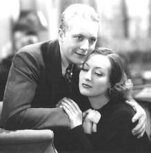 With Gene  Raymond.