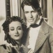 1936 film still from 'The Gorgeous Hussy' with James Stewart.