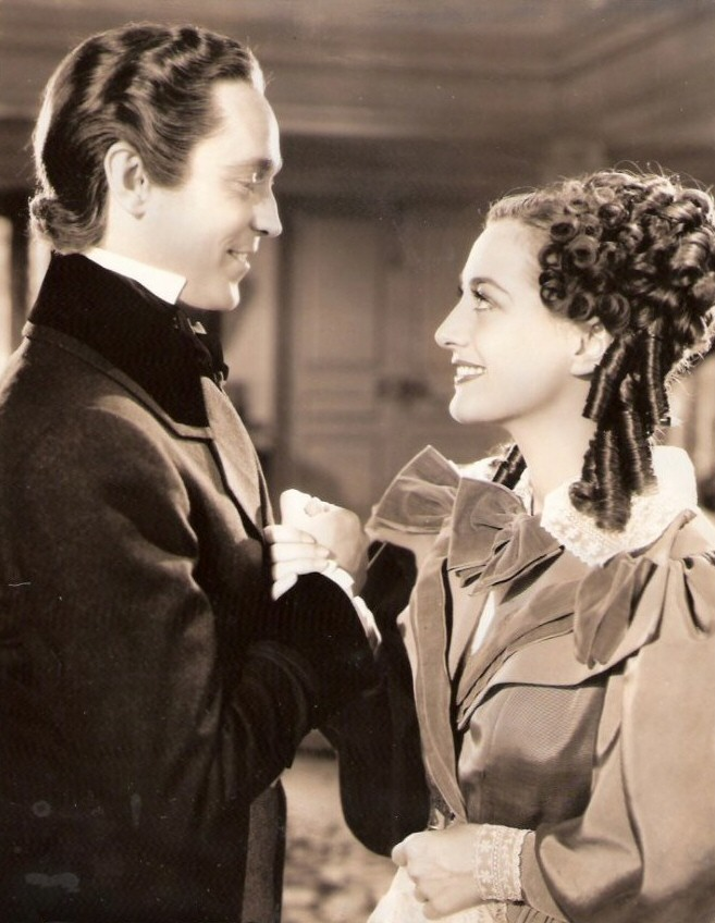 1936. 'Gorgeous Hussy.' With Franchot Tone.