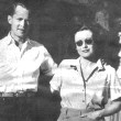 1937. With husband Franchot Tone at the B-Bar-H ranch in Palm Springs.