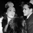 1937 with husband Franchot Tone.