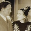 With Spencer Tracy and Mary Philips (Bogart's wife).