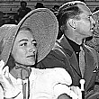 July 1938. With husband Franchot Tone at the Will Rogers Memorial Polo Field.