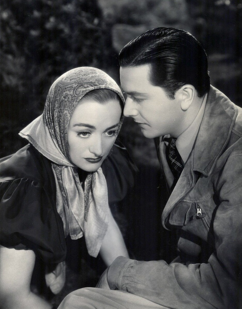 1937. 'The Bride Wore Red.' With Robert Young.