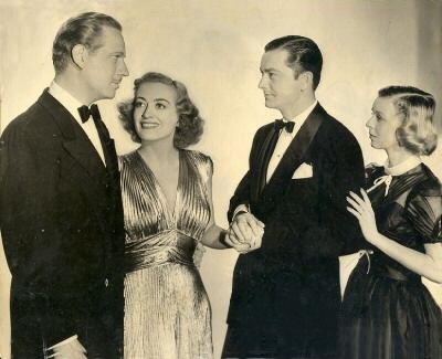 1938. 'Shining Hour' cast.