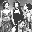 1939. 'The Women.' With Phyllis Povah, Paulette Goddard, Rosalind Russell, Mary Boland, and Norma Shearer.