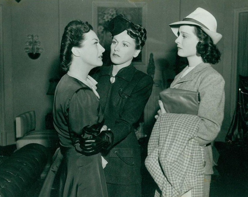 1940. 'Susan and God.' With Rose Hobart and Ruth Hussey.