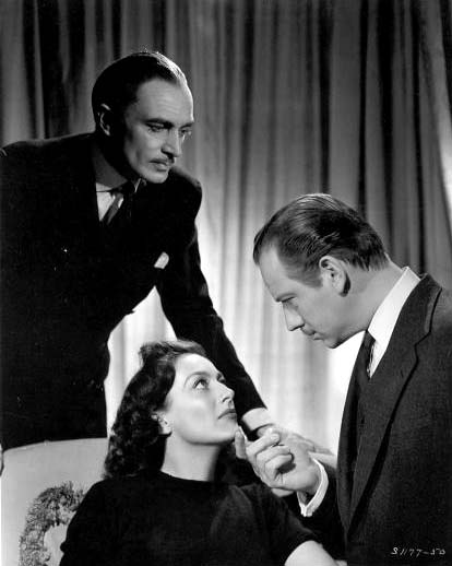 With Conrad Veidt and Melvyn Douglas.