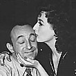 1942. 'They All Kissed the Bride.' With Allen Jenkins.