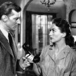 A film still from 'Mildred Pierce' with Bruce Bennett.