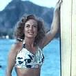 1946. Waikiki Beach.