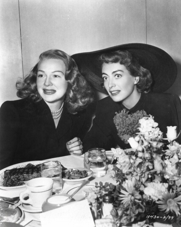 1948. With Betty Hutton.