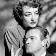 1947. 'Possessed.' Publicity with Van Heflin.