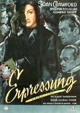 1949 Germany. One-sheet.