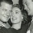 1949. 'It's a Great Feeling,' with Jack Carson (left) and Dennis Morgan.