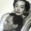 1950. Publicity for 'Harriet Craig' with Wendell Corey. Shot by Robert Coburn.