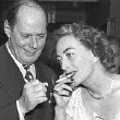 4/29/51. With Sherman Billingsley at the Stork Club.