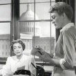 1951. 'Goodbye, My Fancy.' With Eve Arden.