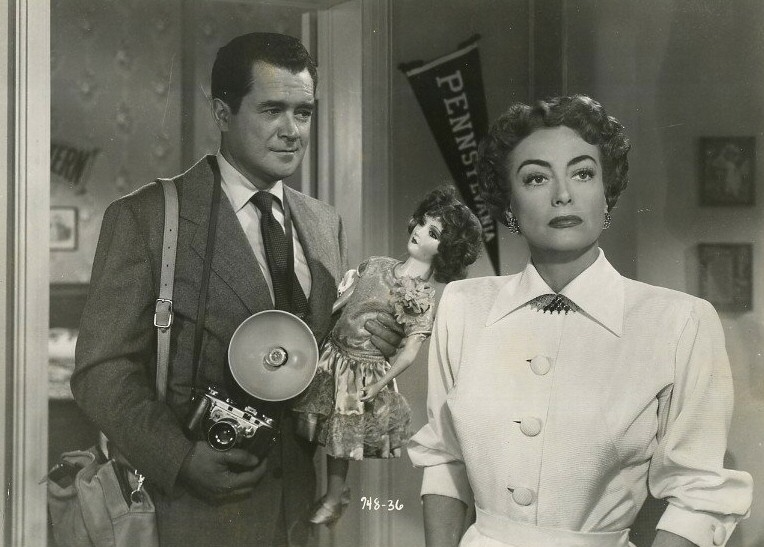 1951. 'Goodbye, My Fancy.' With Frank Lovejoy.