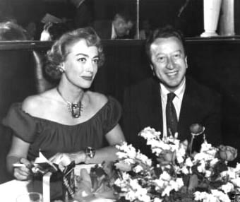 6/12/51. With Judge Albert Cooper at the Stork Club.