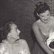 1952. With Judy Garland and Jane Wyman at Romanoff's.