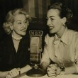 June 1952 on Paula Stone's Mutual radio show.