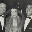 1952 at the Pantages theater with Earl Blackwell, left, and director David Miller.