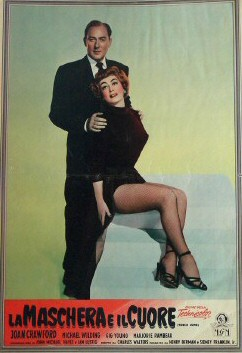 Italian poster or window card.