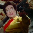 1954. Two screen shots from 'Johnny Guitar.'