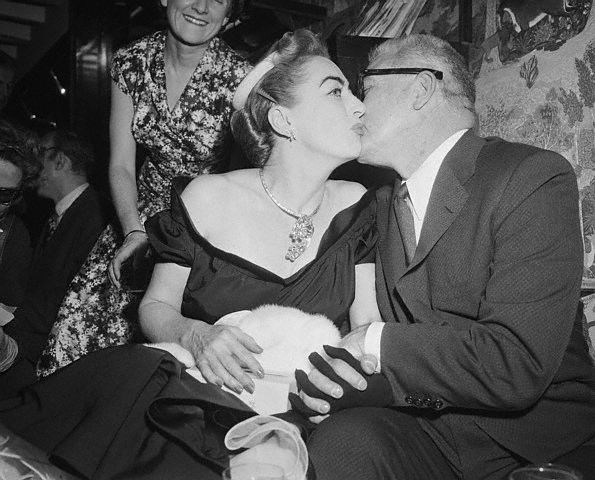June 5, 1955. Honeymoon in Paris.