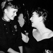 1955. With Debbie Reynolds.