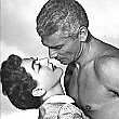 1955. 'Female on the Beach.' With Jeff Chandler.