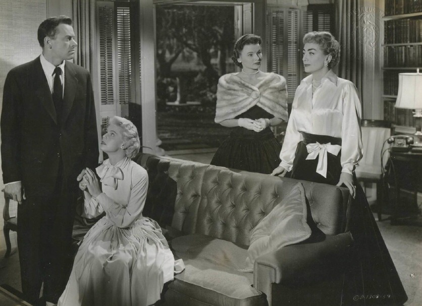 1955 film still from 'Queen Bee.'