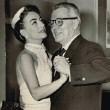 1956 with husband Al Steele.