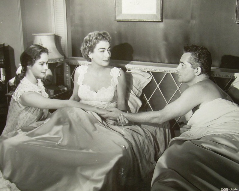 1957. 'The Story of Esther Costello.' With Heather Sears and Rossano Brazzi.